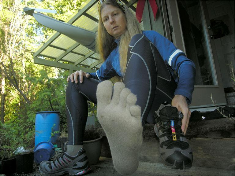 Ultramarathoner Foot Care And First Aid Part 2